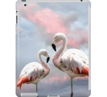 Flamingo Sky iPad Case/Skin