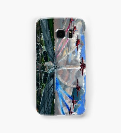 The Pride and Spirit of Great Britain Samsung Galaxy Case/Skin