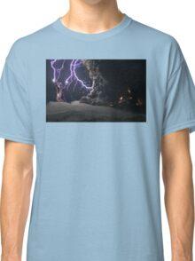 Cat Lightning  Classic T-Shirt