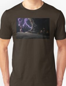 Cat Lightning  Unisex T-Shirt