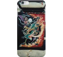 dragon in a box iPhone Case/Skin