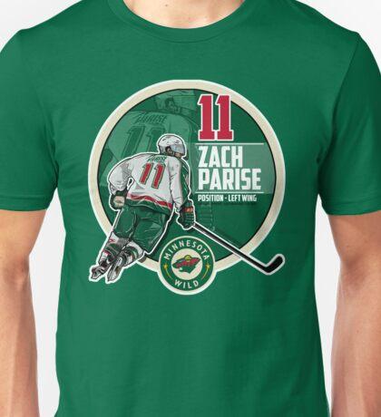 Zach Parise - Minnesota Wild Unisex T-Shirt