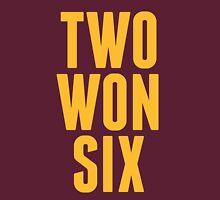 Cleveland Cavaliers Champions Two Won Six  Unisex T-Shirt