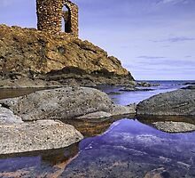 Lady's Tower, Elie, Fife by Tim Haynes