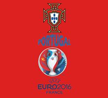 PORTUGAL WINNER 2016  Unisex T-Shirt