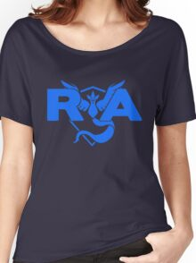 Team Mystic RVA Women's Relaxed Fit T-Shirt