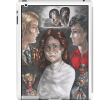 Hannibal AU - Alana Rising iPad Case/Skin