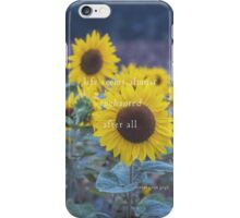 Life Seems Almost Enchanted After All iPhone Case/Skin