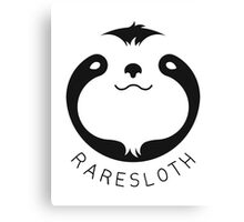 RareSloth Games Canvas Print