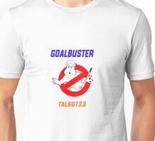 Edmonton Oilers Cam Talbot Goalbuster Ghostbusters Unisex T-Shirt