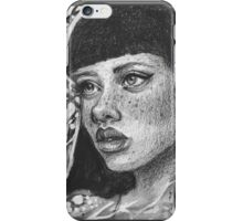 Mesmerized by the Uncertain iPhone Case/Skin