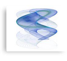 DNA - Abstract Fractal Artwork Canvas Print