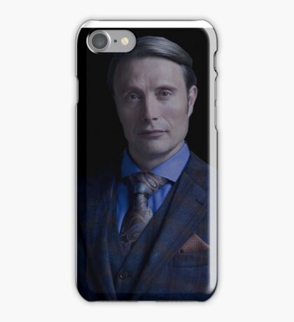 Murder Husband - Hannibal Lecter iPhone Case/Skin