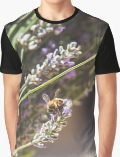 Lavender Lover Graphic T-Shirt