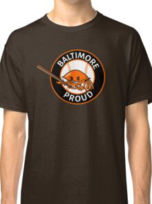 Baltimore Proud Baseball Classic T-Shirt