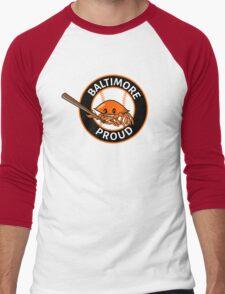 Baltimore Proud Baseball Men's Baseball ¾ T-Shirt