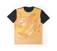 Orange Cream Graphic T-Shirt