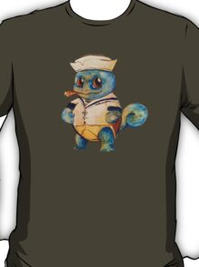 Squirtle the Sailor T-Shirt