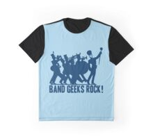 BAND GEEKS ROCK Graphic T-Shirt
