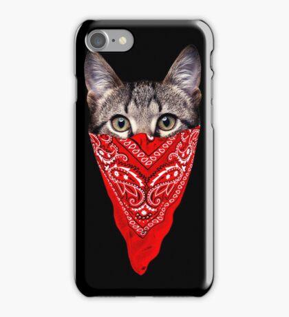 Gangster Cat iPhone Case/Skin