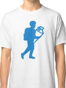 School enrollment boy Classic T-Shirt
