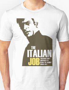 Michael Caine - The Italian Job Unisex T-Shirt
