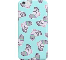Pigeon pattern iPhone Case/Skin