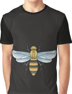 Bumblebee. Old school tattoo style Graphic T-Shirt
