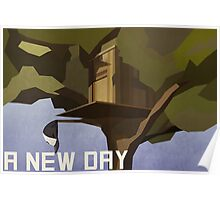 A New Day Poster