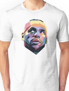 King LeBron ART Unisex T-Shirt
