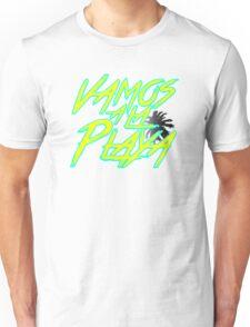 Vamos A La Playa Unisex T-Shirt