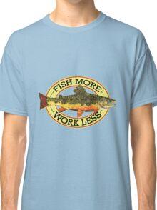 Humorous Fishing Classic T-Shirt