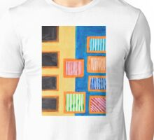 Abstract Beach Impressions Unisex T-Shirt