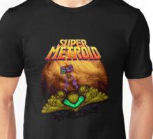Super Metroid - Samus leaving Zebes Unisex T-Shirt