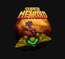 Super Metroid - Samus leaving Zebes Unisex T-Shirt