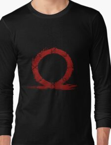 God of War - Omega Long Sleeve T-Shirt