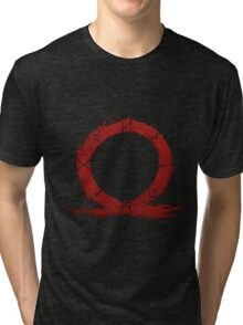 God of War - Omega Tri-blend T-Shirt