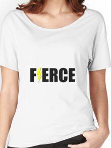 Fierce Lightening Women's Relaxed Fit T-Shirt