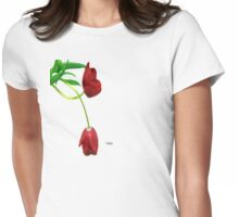 Tulipa Womens Fitted T-Shirt