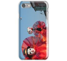 Proudly Clown..  iPhone Case/Skin