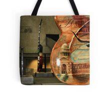 Guitar Tote Tote Bag