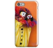 with Mask alone iPhone Case/Skin