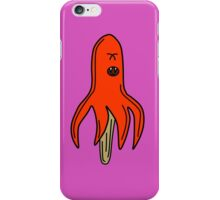 FANGED OCTOLOLLY iPhone Case/Skin