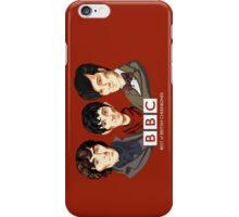 BBC: Best of British Cheekbones iPhone Case/Skin