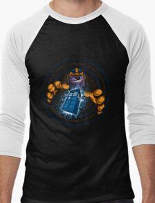 THE TITANS BLUE BOX T-SHIRT Men's Baseball ¾ T-Shirt