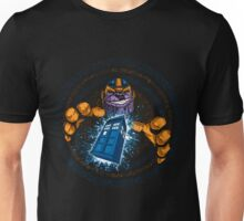THE TITANS BLUE BOX T-SHIRT Unisex T-Shirt