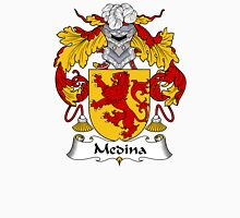Medina Coat of Arms/Family Crest Unisex T-Shirt