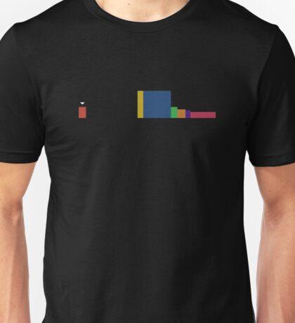 Thomas Was Alone Unisex T-Shirt