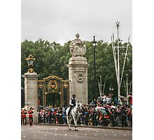 Leading the Procession Photographic Print
