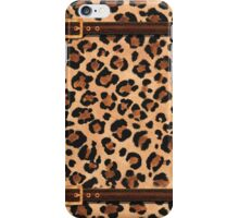 Cheeta iPhone Case/Skin
